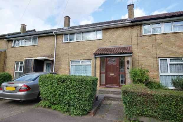4 Bedrooms Terraced House for sale in Chells Way, Stevenage, Hertfordshire, SG2 0LA