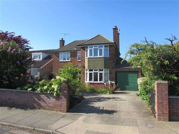 3 Bedrooms Detached House for sale in Valley Road, Ipswich