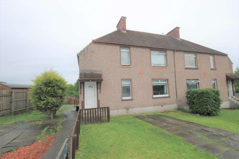 2 Bedrooms Flat for sale in Muirdyke Road, Coatbridge