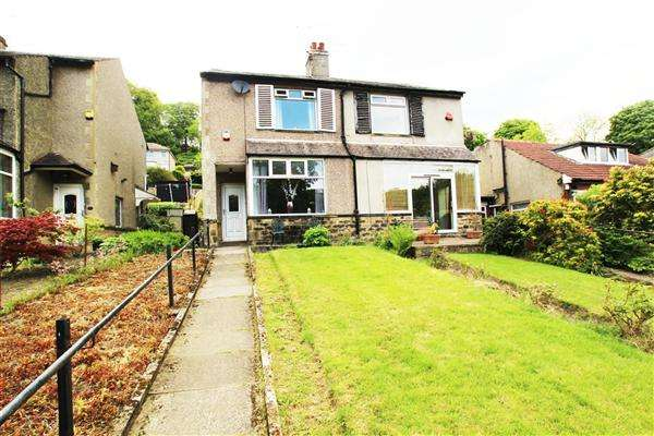 2 Bedrooms Semi Detached House for sale in Rochdale Road, Triangle, Sowerby Bridge