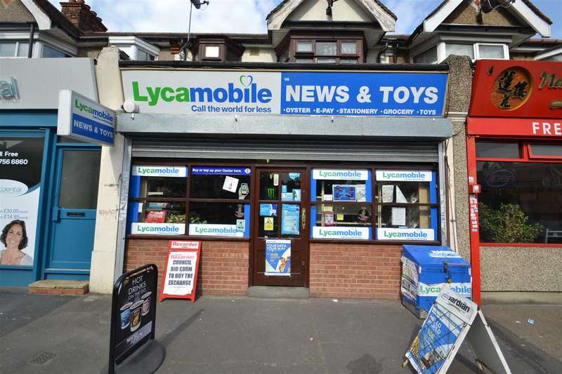 2 Bedrooms Commercial Property for sale in Tanners Lane, Ilford