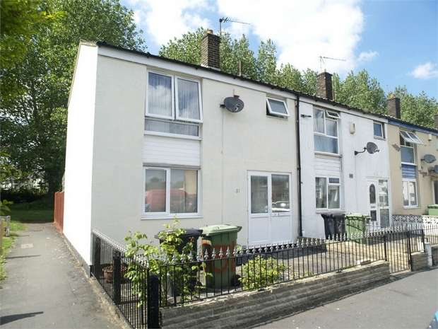3 Bedrooms End Of Terrace House for sale in Gainsborough Road, Epsom