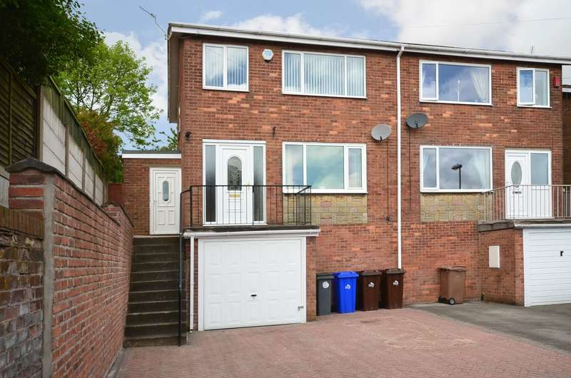 3 Bedrooms Semi Detached House for sale in ****NEW**** Cherry Hill Avenue, Meir, ST3 5SP