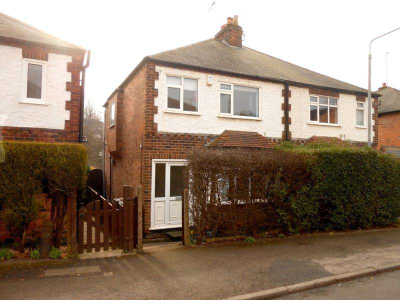 3 Bedrooms Semi Detached House for sale in Moore Road, Mapperley, Nottingham