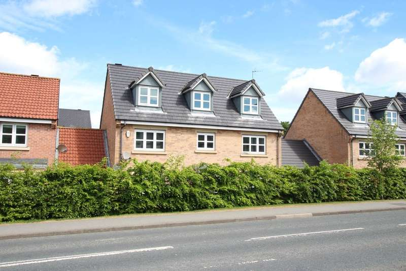 5 Bedrooms Detached House for sale in Coltpark Woods, Hamsterley Colliery, Newcastle Upon Tyne, NE17