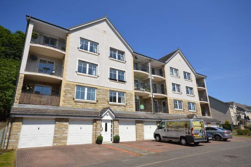 2 Bedrooms Flat for sale in Spinnaker Way, Dalgety Bay, Dunfermline, KY11