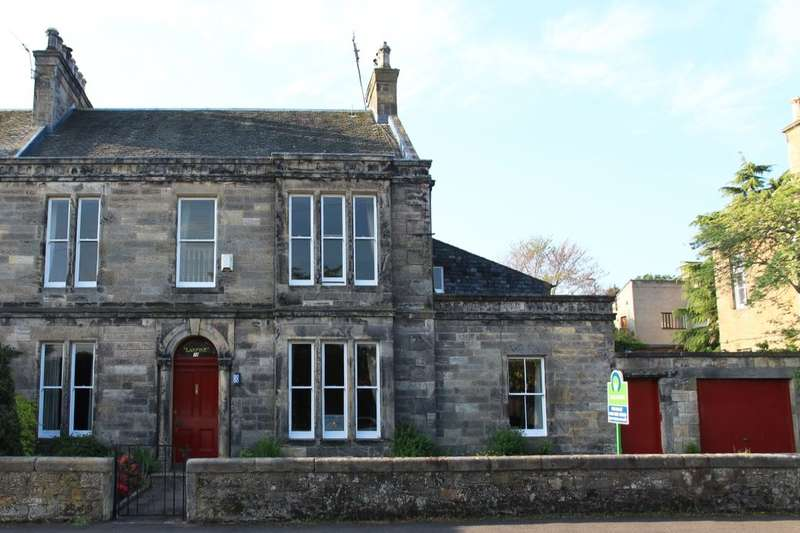 5 Bedrooms Semi Detached House for sale in Glebe Street, Dalkeith, EH22