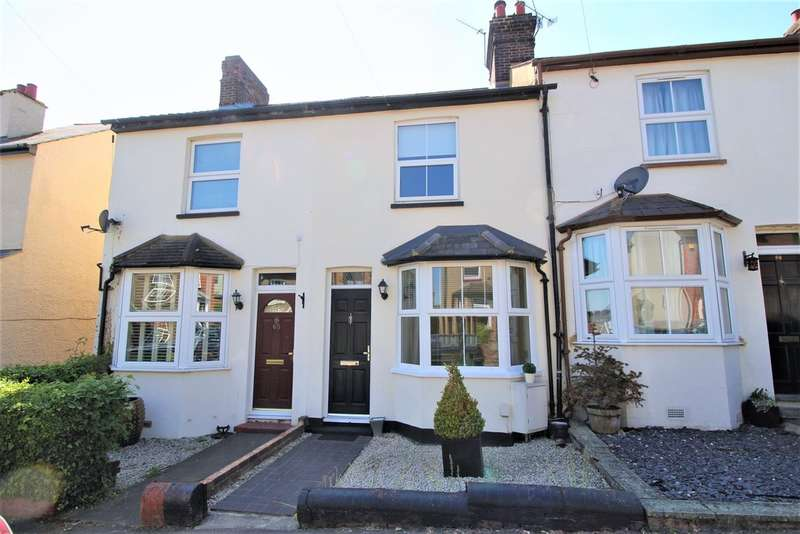 2 Bedrooms Terraced House for sale in Boxmoor, Hemel Hempstead