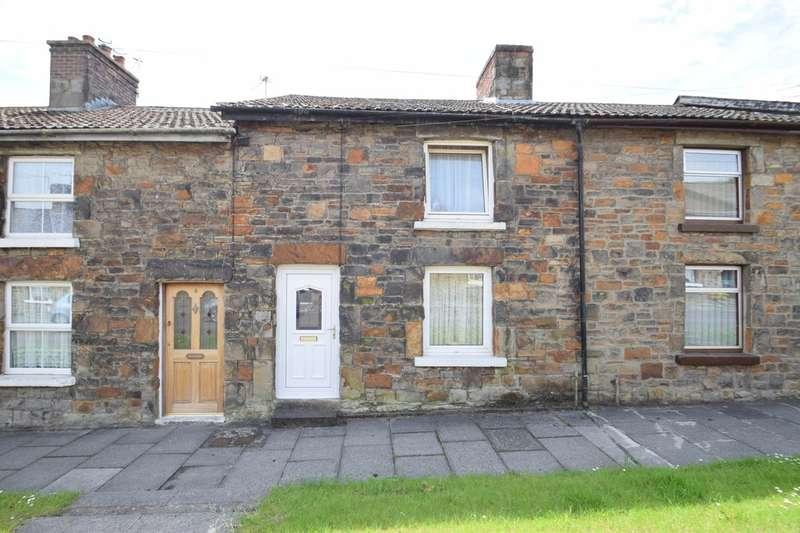 3 Bedrooms Terraced House for sale in 5 Park Terrace, Tondu, Bridgend, Bridgend County Borough, CF32 9HE.