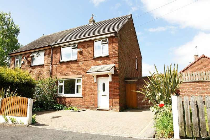 3 Bedrooms Semi Detached House for sale in 57 Frederick Street, Chadderton, Oldham