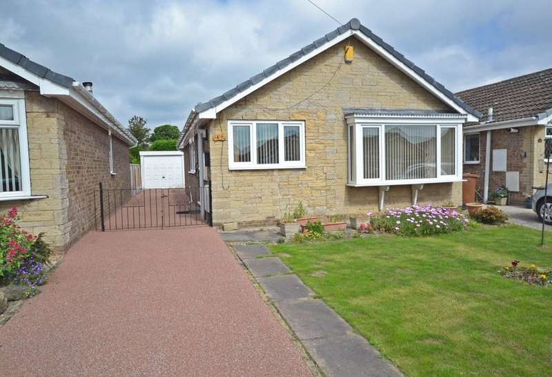 2 Bedrooms Detached Bungalow for sale in Greenfield Way, Wrenthorpe, Wakefield