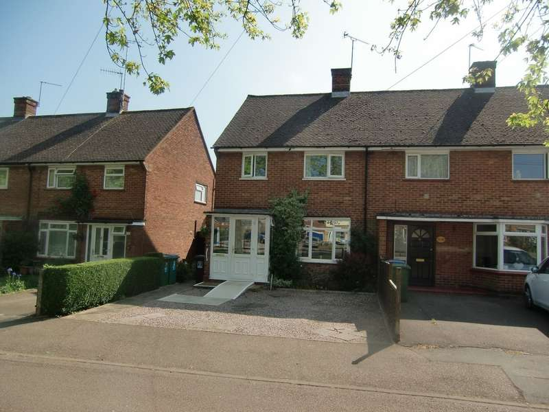 3 Bedrooms Terraced House for sale in Hill Farm Avenue, Leavesden Watford