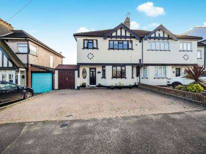 3 Bedrooms Semi Detached House for sale in North Chingford, London