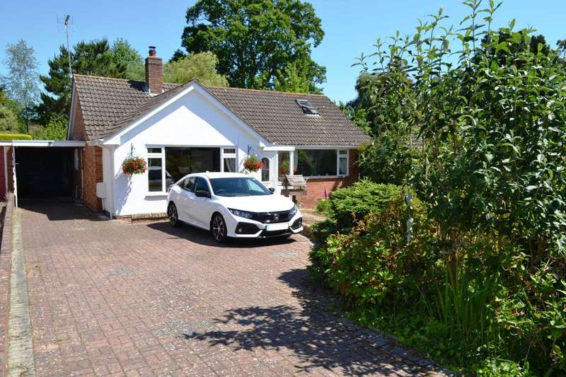 3 Bedrooms Detached Bungalow for sale in Birch Road, Lympstone