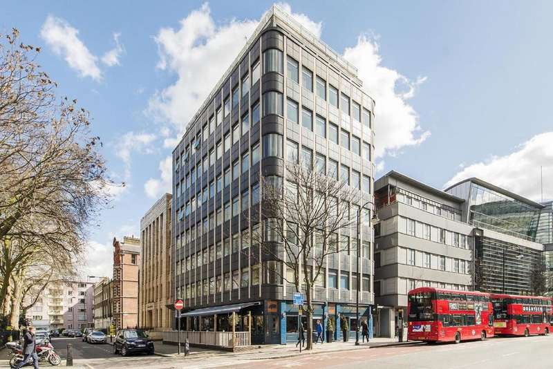 3 Bedrooms Flat for sale in Red Lion Square, Bloomsbury, WC1R