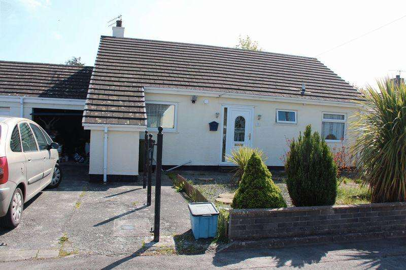3 Bedrooms Detached Bungalow for sale in Nant Y Mynydd, Llanfechell, Amlwch
