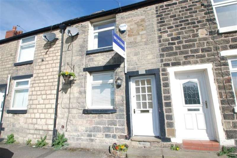 2 Bedrooms Terraced House for sale in Garden Street, Newton, Hyde, SK14 4AU