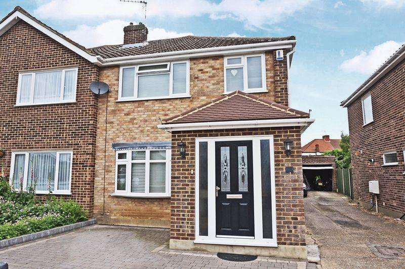 3 Bedrooms Semi Detached House for sale in Askern Close, Bexleyheath