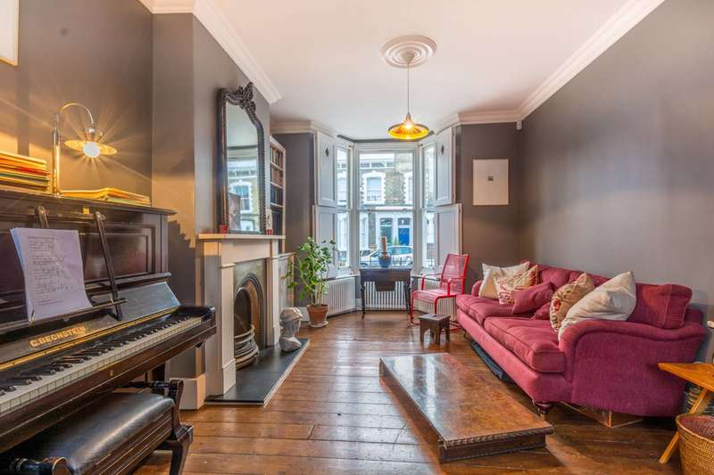 3 Bedrooms House for sale in Lidfield Road, Stoke Newington, N16