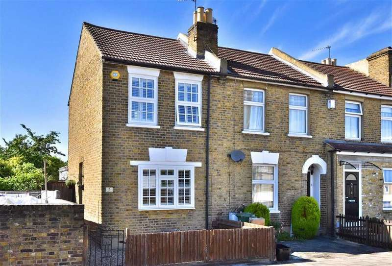 2 Bedrooms End Of Terrace House for sale in Aylesbury Road, Bromley, Kent