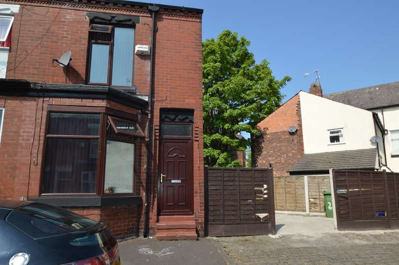 2 Bedrooms End Of Terrace House for sale in Newland Street, Manchester, M8