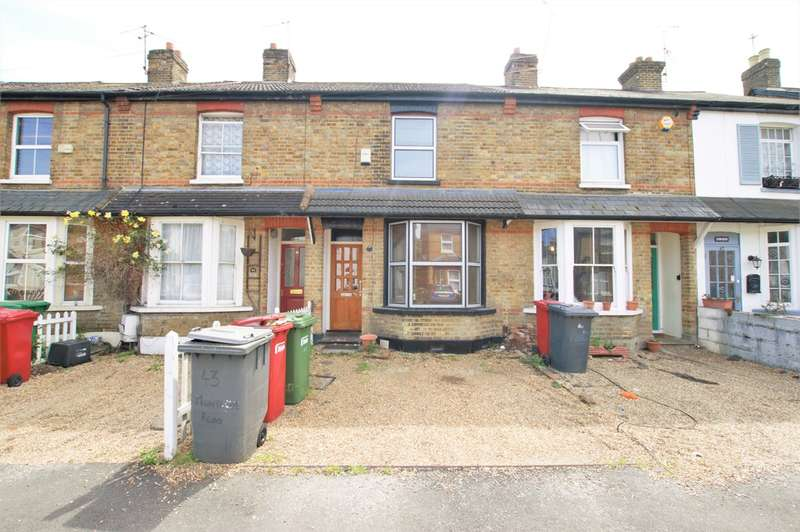 2 Bedrooms End Of Terrace House for sale in Montague Road , Slough
