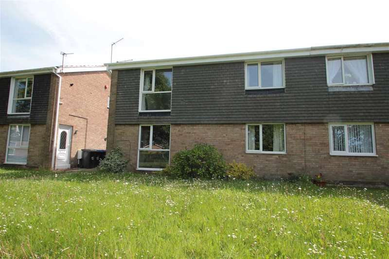 2 Bedrooms Apartment Flat for sale in Lincoln Walk, Great Lumley, Chester Le Street