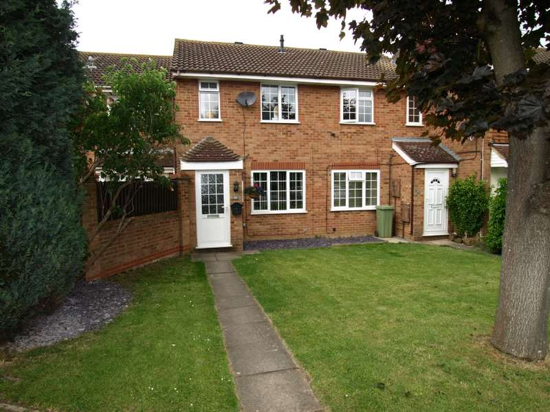 2 Bedrooms Terraced House for sale in Wordsworth Avenue, Newport Pagnell, Buckinghamshire