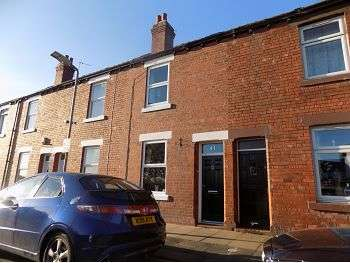 3 Bedrooms Terraced House for sale in Raven St, Carlisle, CA1 2DQ