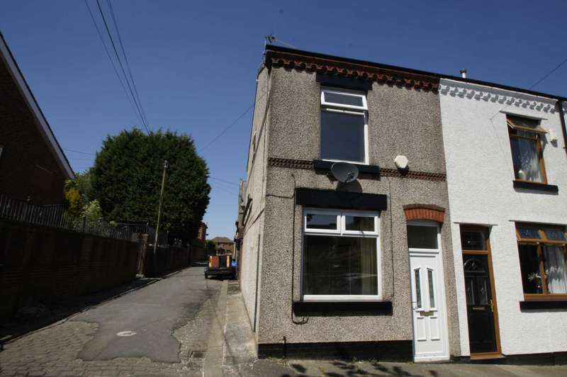 2 Bedrooms End Of Terrace House for sale in Bosworth Street, Horwich, BL6 5QL