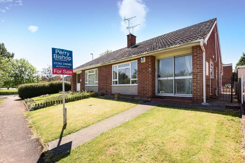 2 Bedrooms Semi Detached Bungalow for sale in Wymans Brook