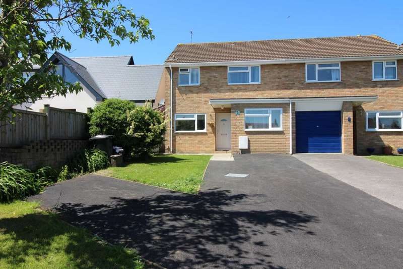 3 Bedrooms Semi Detached House for sale in Lynfield Road, Frome