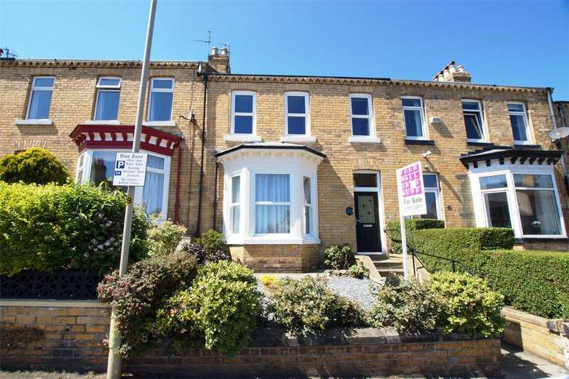 4 Bedrooms Terraced House for sale in Raleigh Street, Scarborough