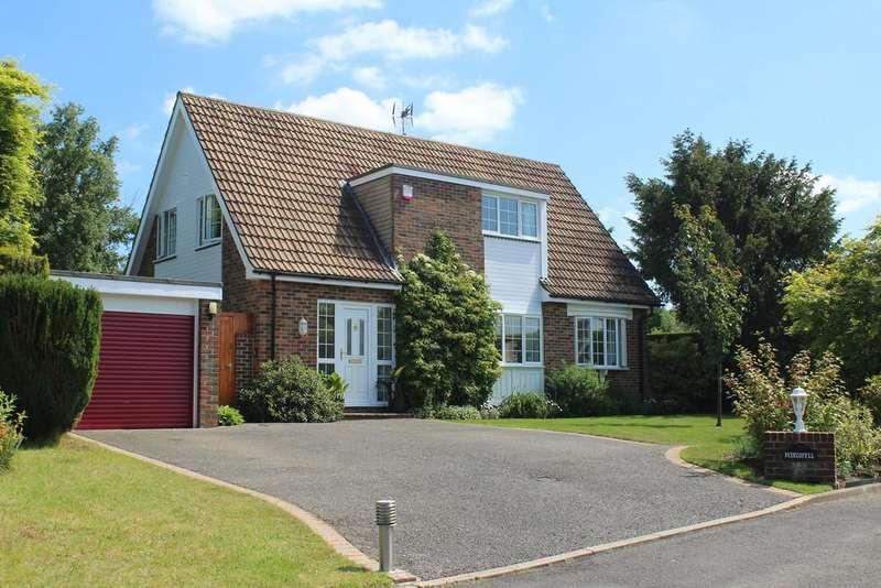 3 Bedrooms Detached House for sale in Heathfield Copse, West Chiltington