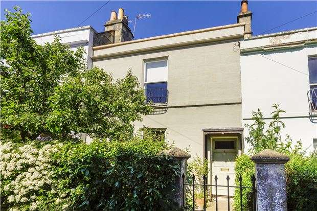 3 Bedrooms Terraced House for sale in Beaufort Place, BATH, Somerset, BA1