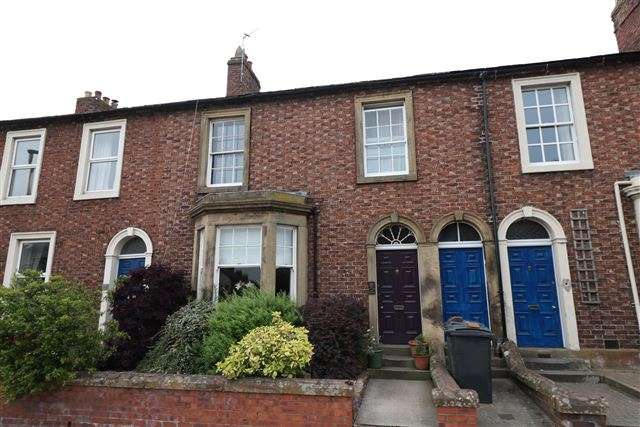 4 Bedrooms Terraced House for sale in Scotland Road, Carlisle, Cumbria, CA3 9DF