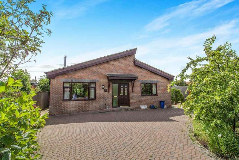 3 Bedrooms Detached Bungalow for sale in Church Road, Paddock Wood