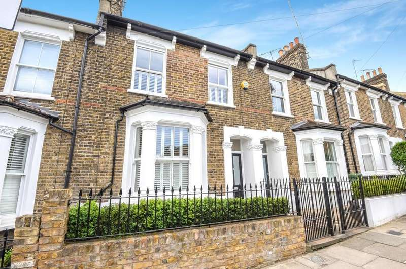5 Bedrooms Terraced House for sale in Annandale Road London SE10