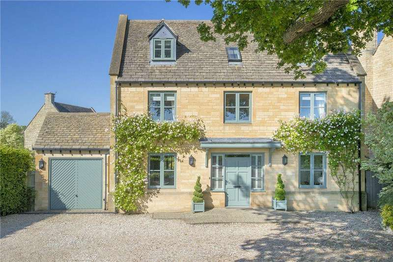 5 Bedrooms Detached House for sale in Broadway Road, Childswickham, Worcestershire, WR12