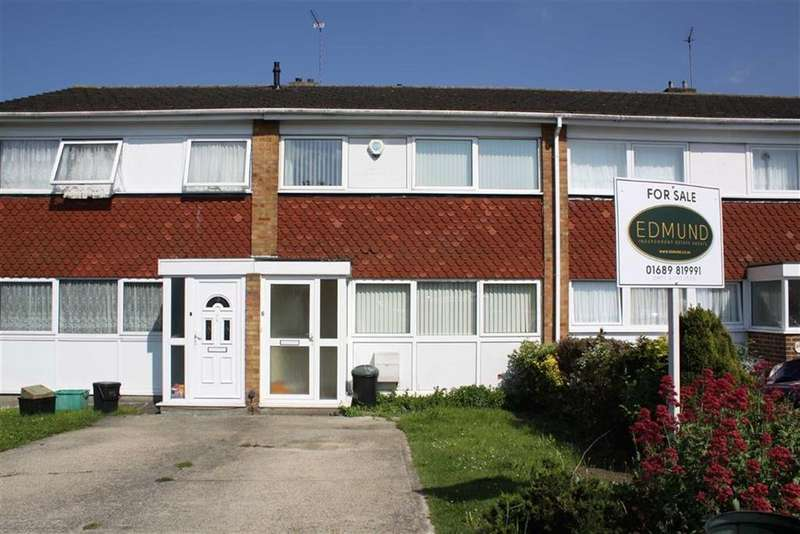 3 Bedrooms Terraced House for sale in Birkdale Close, Crofton