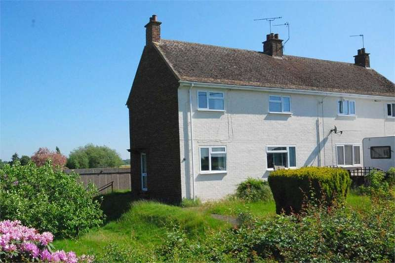 3 Bedrooms Semi Detached House for sale in Kings Newnham Lane, Bretford, RUGBY, Warwickshire