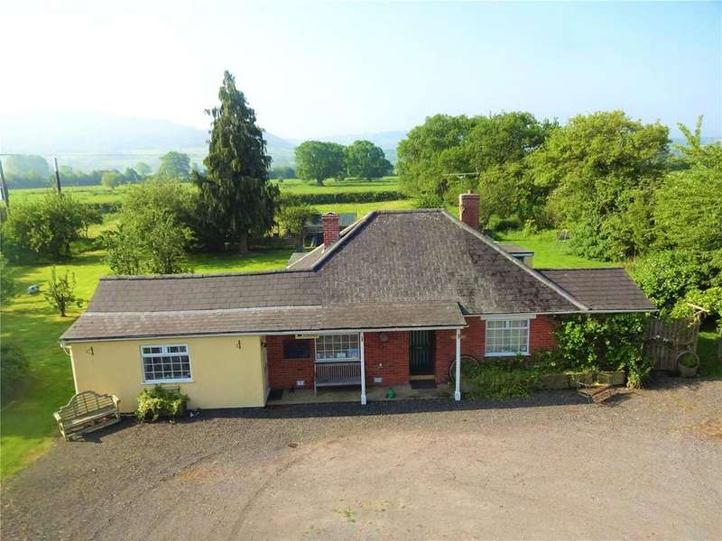 2 Bedrooms Detached Bungalow for sale in Winforton, Hereford