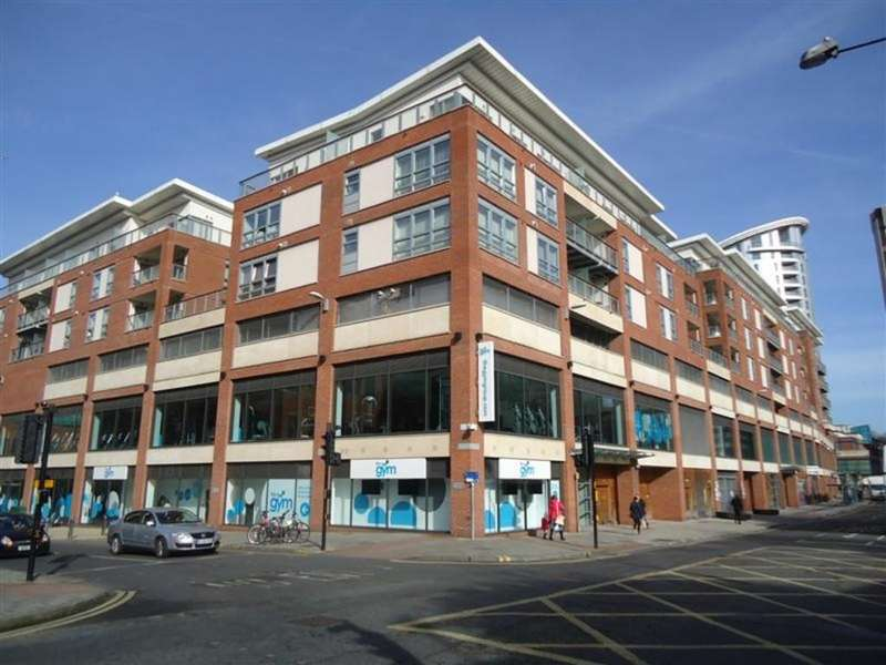 2 Bedrooms Apartment Flat for rent in Cabot Circus, Horizon Apts. BS1 3DJ