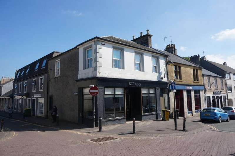 1 Bedroom Flat for sale in Main Street, The Village, Cumbernauld G67