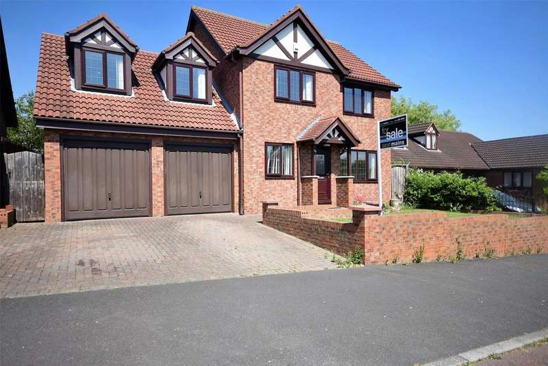 4 Bedrooms House for sale in Lobley Hill