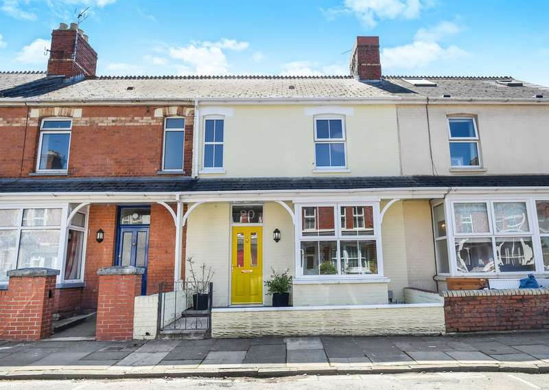 2 Bedrooms Terraced House for sale in West Terrace, Penarth