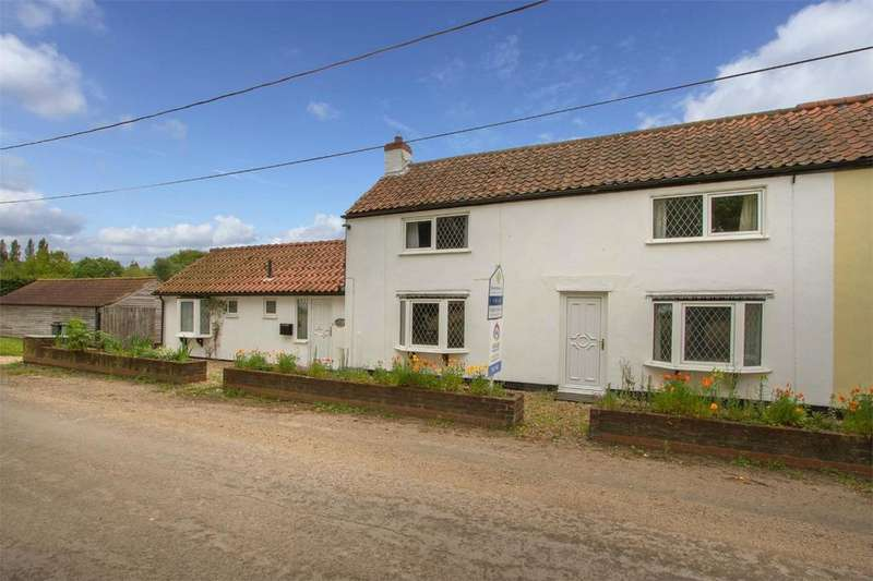 3 Bedrooms Cottage House for sale in White Oaks, Welborne, Norfolk