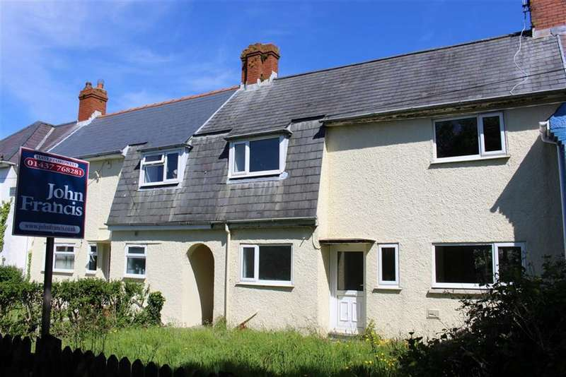 3 Bedrooms Property for sale in City Road, Haverfordwest