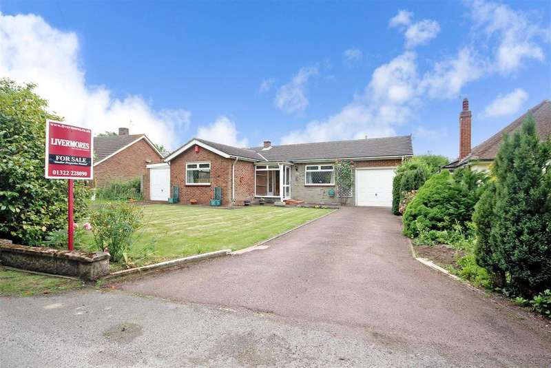 3 Bedrooms Detached Bungalow for sale in Orchard Way, Wilmington