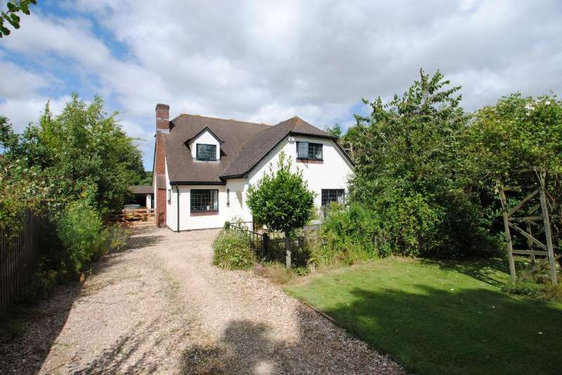 4 Bedrooms Detached House for sale in Goathurst, Bridgwater